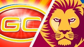 JLT Highlights: Gold Coast v Brisbane Lions